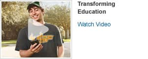 Transforming Education: Watch Video