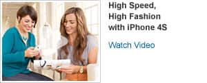 High Speed, High Fashion with iPhone 4S: Watch Video