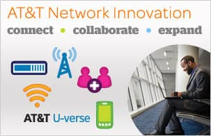 AT& Network Innovation: Connect, Collaborate and Expand