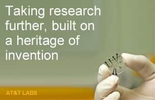 Taking research further, built on a heritage of invention