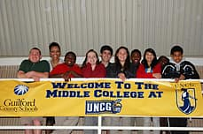 Guilford County Schools: The Middle College at UNCG