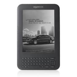 Amazon Kindle 3G with Special Offers