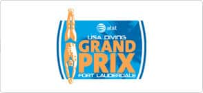 AT&T USA Diving Grand Prix Heads to Fort Lauderdale