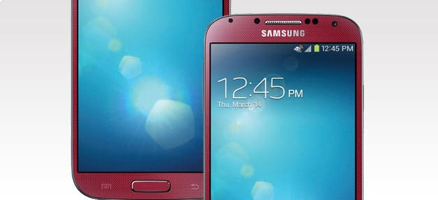 Samsung Galaxy S® 4 Available in Aurora Red June 14