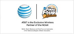 AT&T Tips Off 2013 NCAA® March Madness® in Style