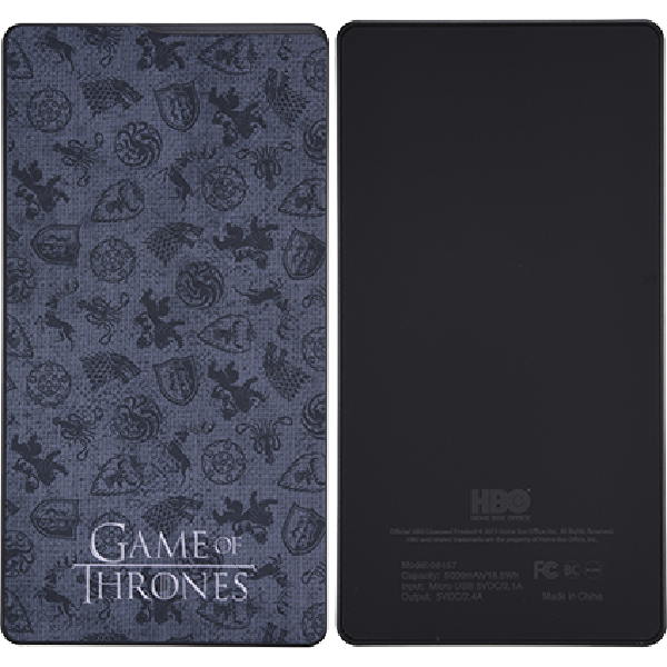AT&T Game of Thrones Power Bank - Blue / Multi