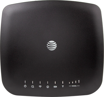 AT&T Wireless Internet - Black