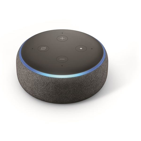 Amazon Echo Dot Gen 3 Wifi Connected Speaker Black From At T