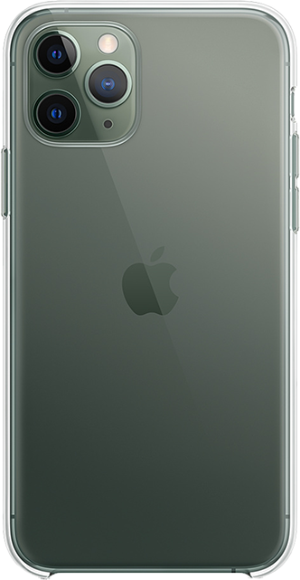 Apple Clear Case - iPhone 11 Pro - Clear
