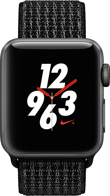 official photos 4295b bb973 Apple Watch Series 3 Nike+ - 42mm