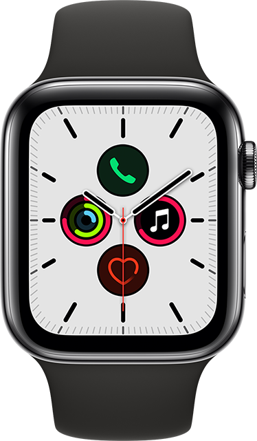 Apple Watch serie 5 - 44mm
