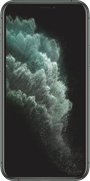 Apple Iphone 11 Pro 64 Gb In Midnight Green 700 Off At At T