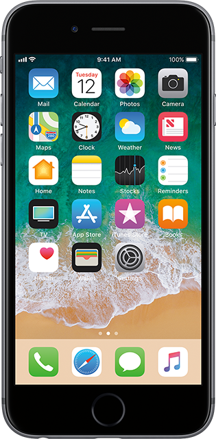 Apple iPhone 6s - AT&T PREPAID