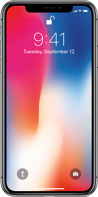 Appleiphone X