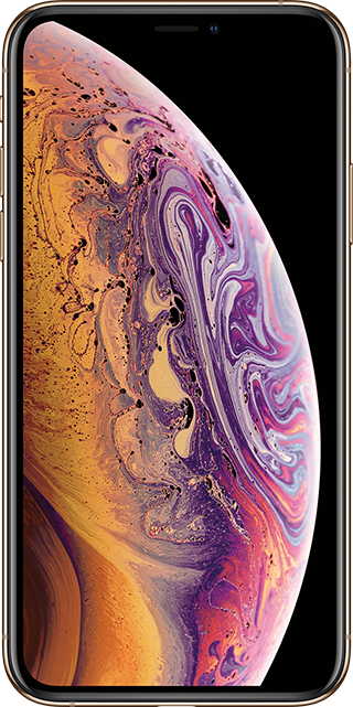 Apple iPhone XS, dorado