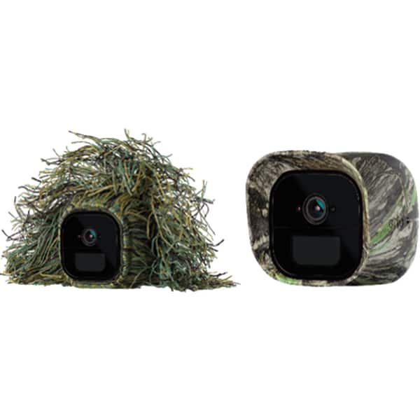Arlo Go Skins - 2 Pack - Ghillie and Camo