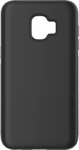 Body Glove Traction Pro Case - Samsung Galaxy J2 Dash - Black