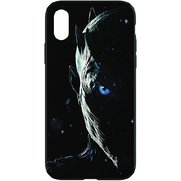 new style fd4b3 ff64a Fellowes Game of Thrones Night King Glow in the Dark Case - iPhone XR