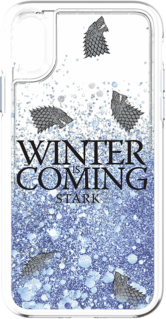 Fellowes Game of Thrones Winter Is Coming Waterfall Case - iPhone XR