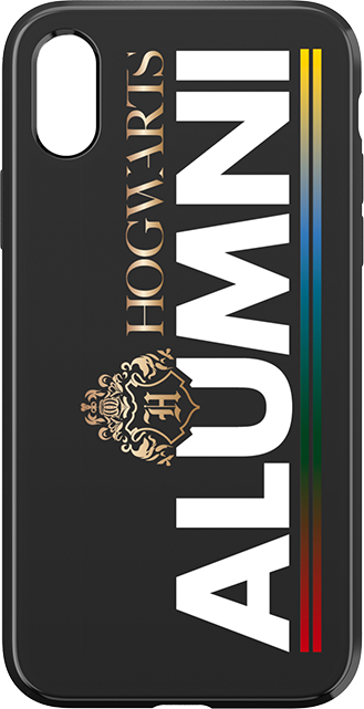 Fellowes Harry Potter Hogwarts Alumni Case - iPhone Xs Max
