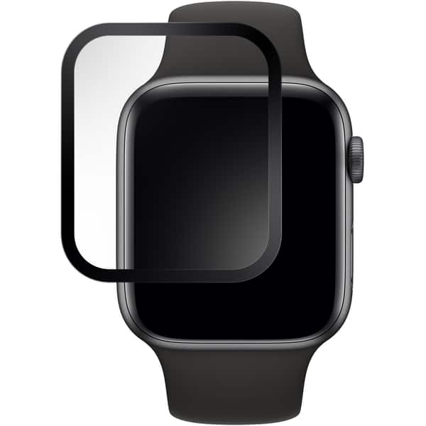 BodyGuardz PRTX - Shatterproof Synthetic Glass Screen Protector - Apple Watch Series 4 (40mm)