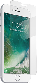BodyGuardz Pure 2 Tempered Glass Screen Protector - iPhone 6s/7/8