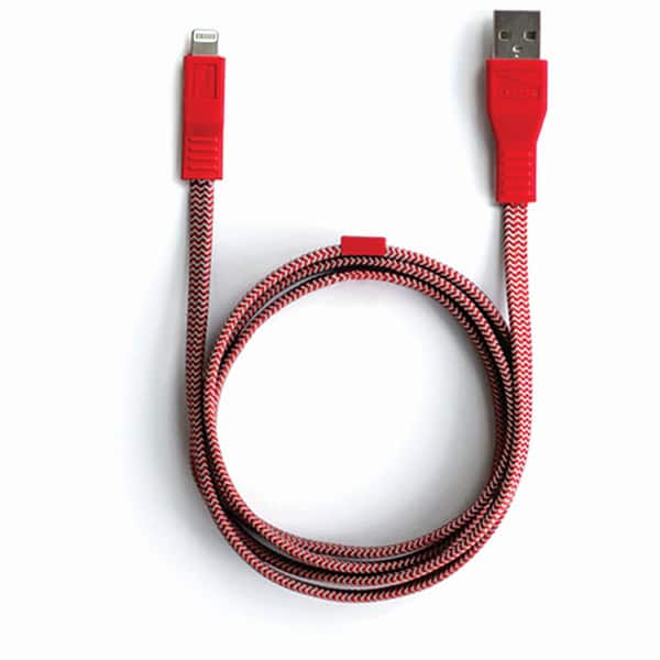 Neve 3ft Woven Lightning Cable to USB