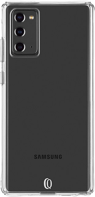 Carson & Quinn Clear Case - Samsung Galaxy Note20 5G - Clear