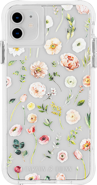 Carson & Quinn In Full Bloom Case - iPhone 11/XR - Multi