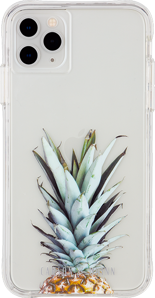 Carson & Quinn Pineapple Case - iPhone 11 Pro/XS/X - Multi