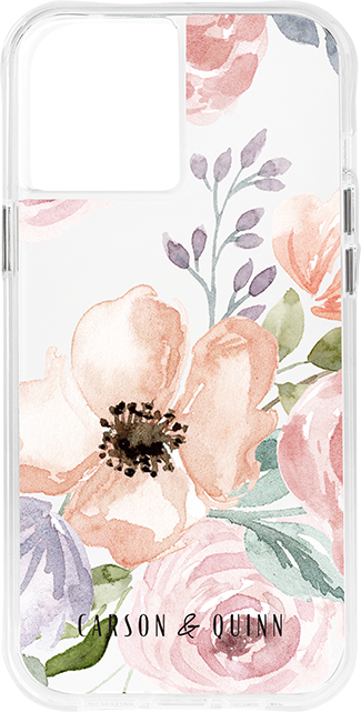 Dusty Floral Case - iPhone 12 mini - Dusty Floral