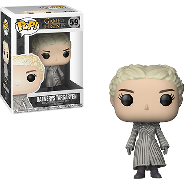 Funko Pop Game of Thrones Daenerys White Coat