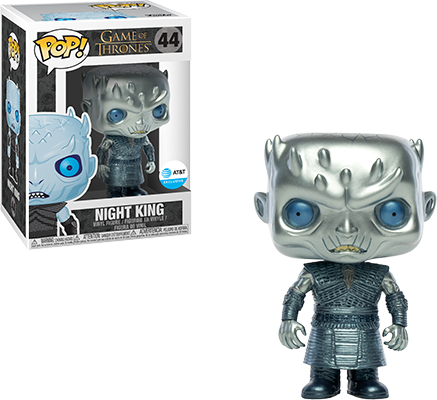 Funko Pop Game of Thrones Exclusive Night King