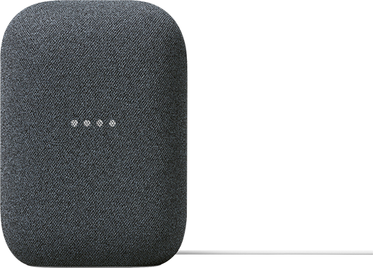Google Nest Audio Wifi Connected Speaker - Black