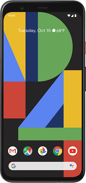 Google Pixel 4 - Clearly White