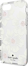 Kate Spade Floral Case - iPhone 6s/7/8