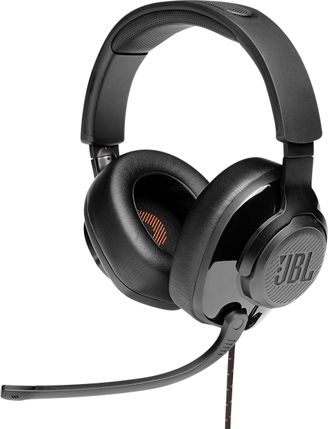 JBL Quantum 300 Gaming Headset - Black