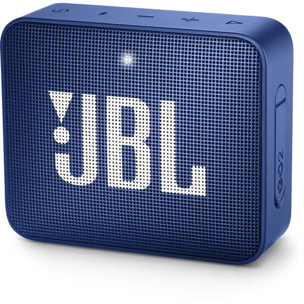 JBL GO 2 Bluetooth Speaker - Blue