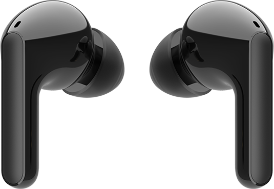 LG Tone Free FN6 True Wireless Earbuds - Black