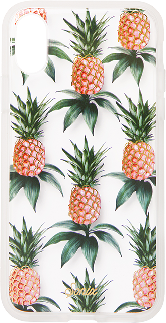 Sonix Pineapple Case - iPhone X - Pink