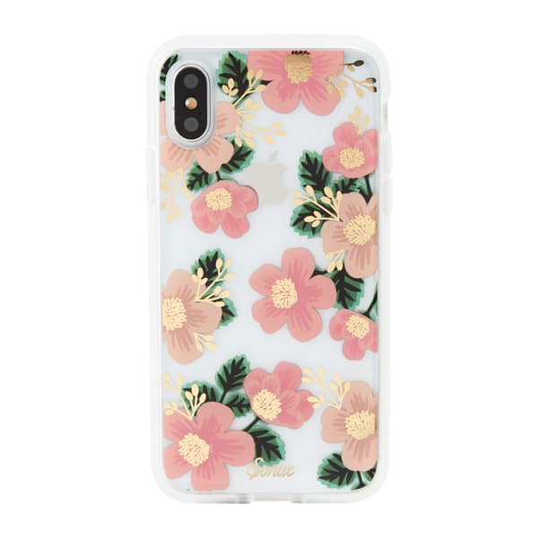 Sonix Southern Floral Clear Coat Case - iPhone X - Multi