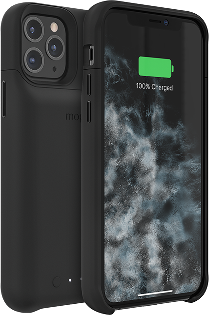 Mophie Juice Pack Access - iPhone 11 Pro Max - Black