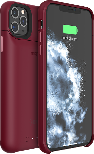 Mophie Juice Pack Access - iPhone 11 Pro Max - Red
