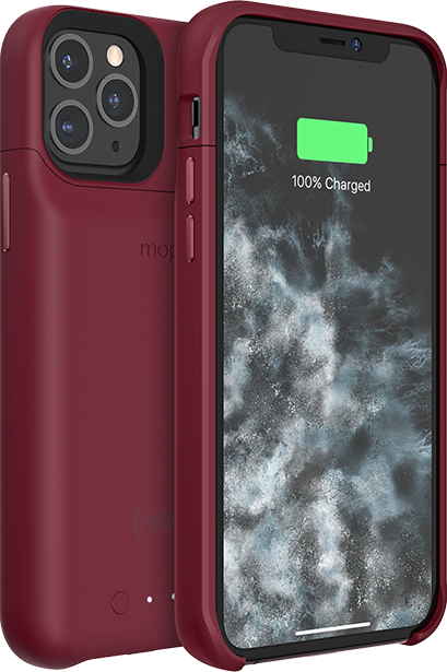 Mophie Juice Pack Access - iPhone 11 Pro - Red