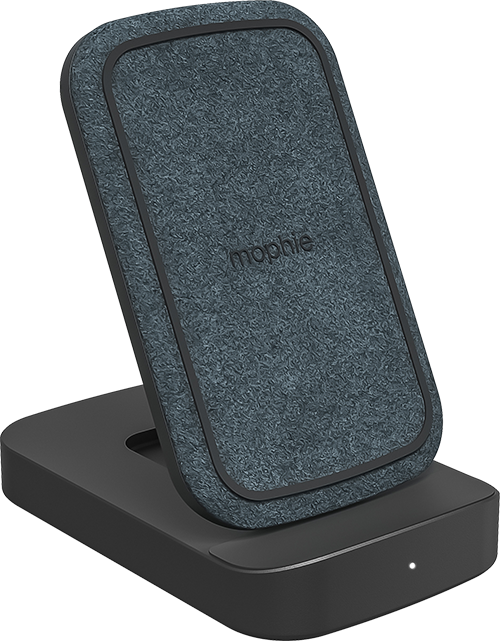 Mophie Wireless Powerstation Stand 10W + 8K mah +USB-C Power Delivery - Black