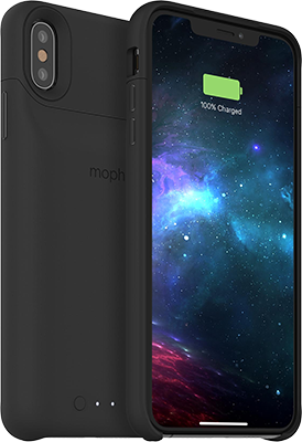 on sale 11f3c 8acda mophie Juice Pack Access iPhone XS Charging Case