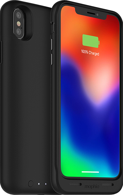 new styles 77290 535d1 mophie Juice Pack Air - iPhone X