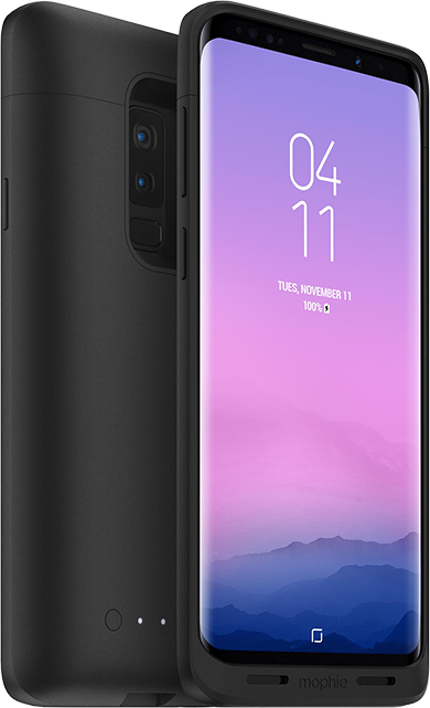 promo code 28059 258b0 mophie Juice Pack Charging Case - Samsung Galaxy S9 Plus