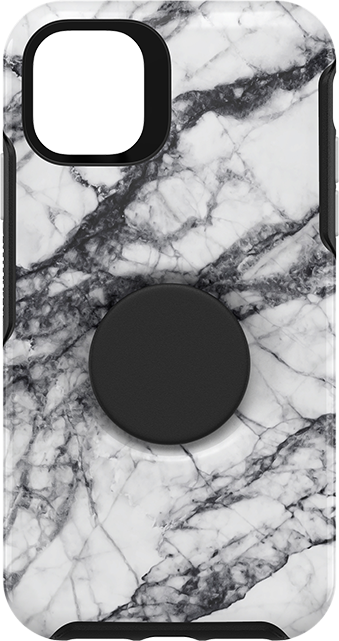Otter+Pop Symmetry Series Case - iPhone 11 - White Marble