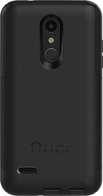 OtterBox Commuter Series Case - LG Phoenix Plus - Black
